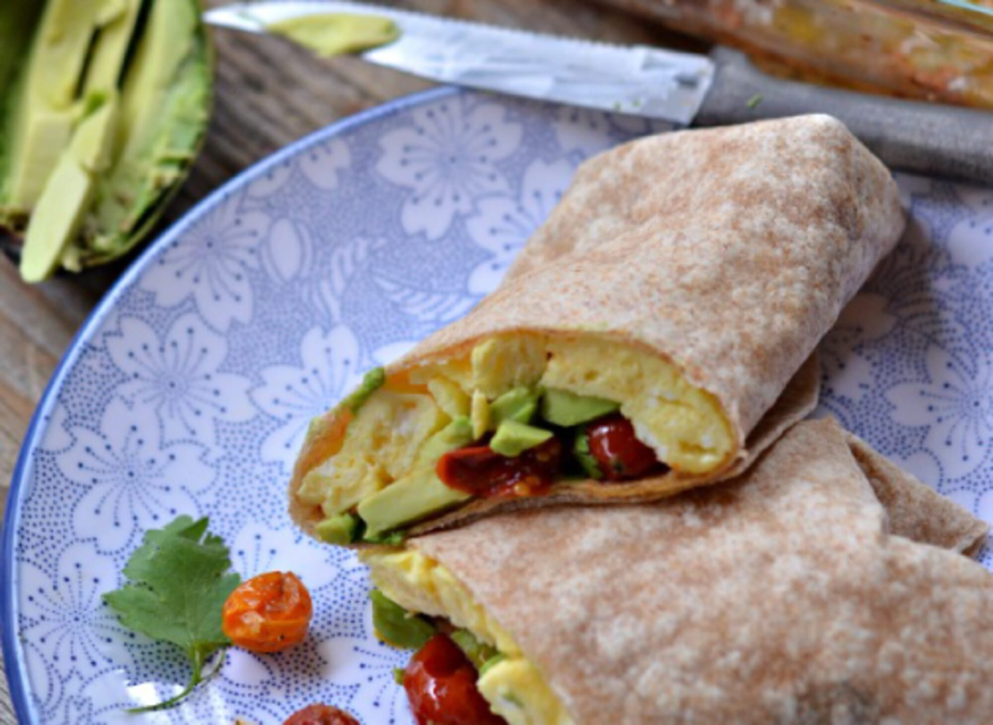 Toufayan Bakeries Breakfast Burrito Wrap