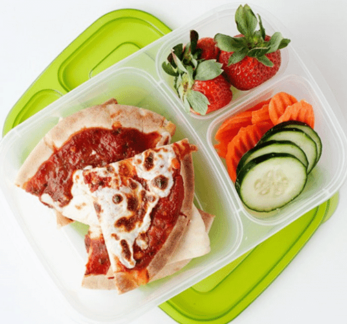 Toufayan Bakeries Easy Pita Pizza