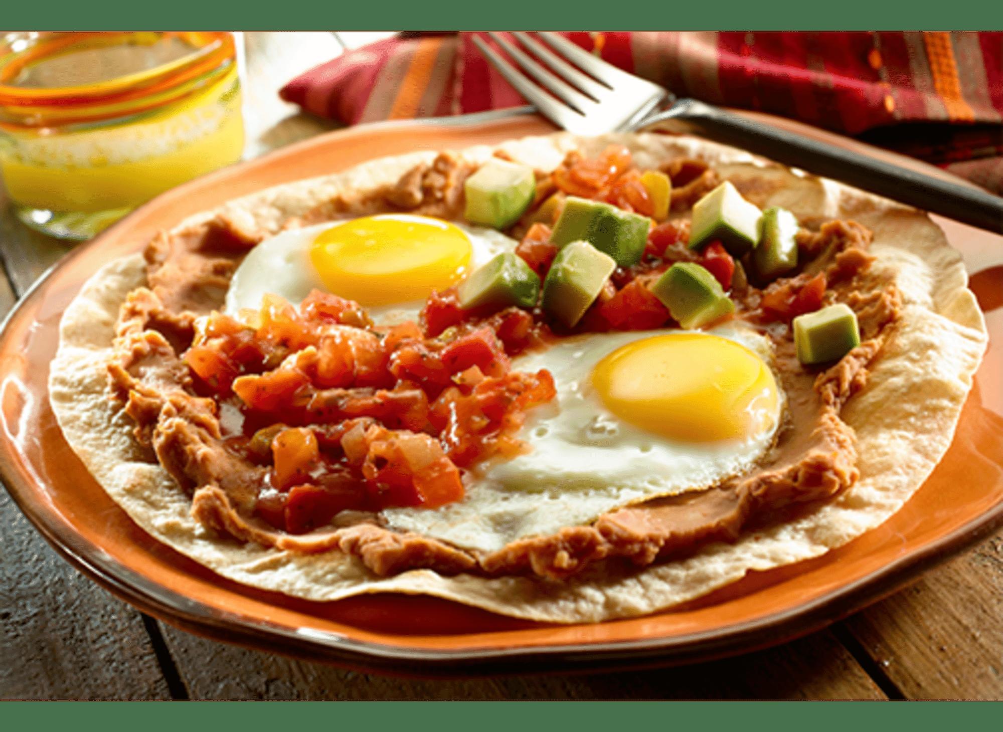 Toufayan Bakeries Huevos Rancheros Wraps