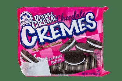 Sophias Double Creme Chocolate Cookies