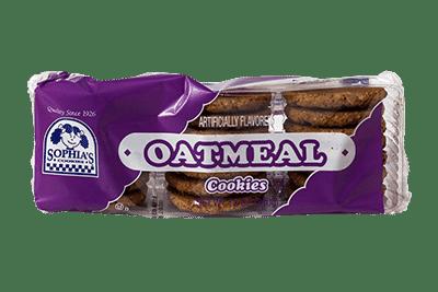 Sophias Oatmeal Cookies