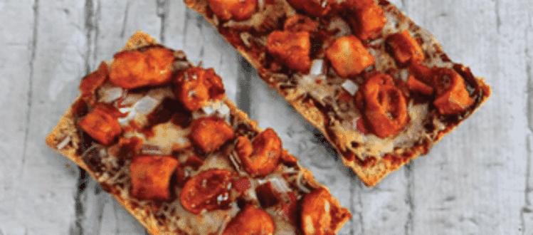 Toufayan Bakeries Smart Pockets BBQ Chicken Pizza