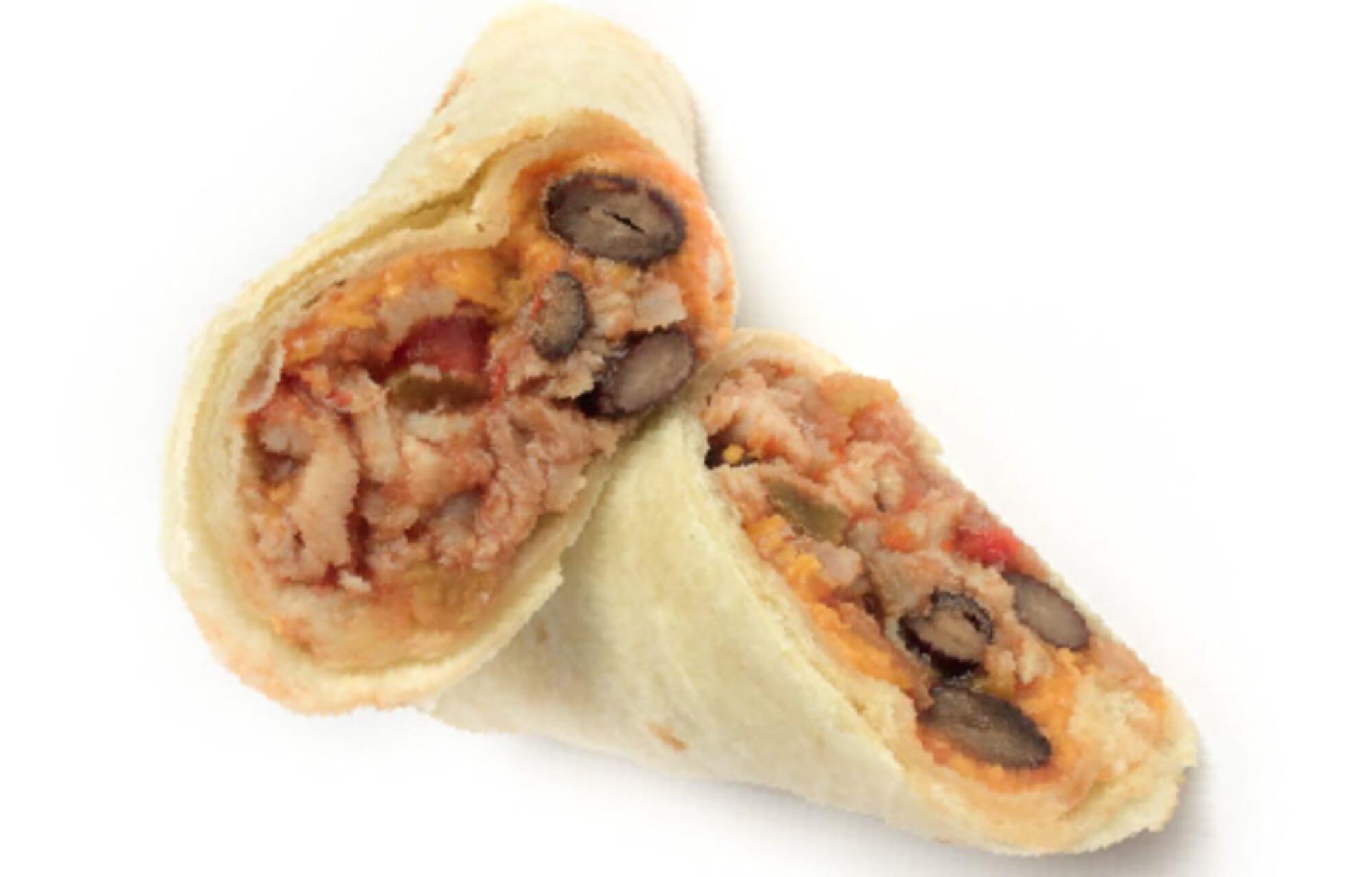 Chicken and Black Bean Freezer Burritos