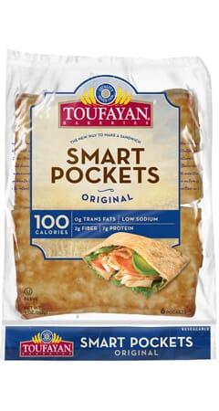 Toufayan Bakeries Original SmartPockets