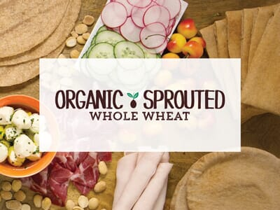 Toufayan Organic Sprouted Whole Wheat