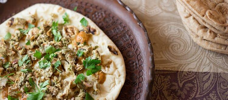 Toufayan Bakeries Tandoori Flatbread
