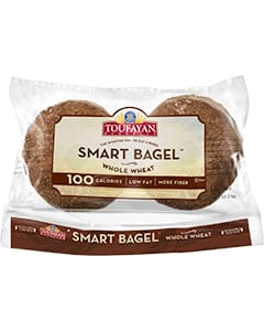 Whole Wheat Smart Bagels™