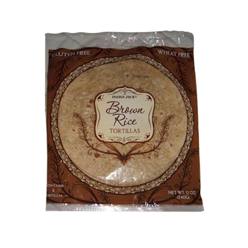 Trader Joes Brown Rice Tortillas Gluten Free