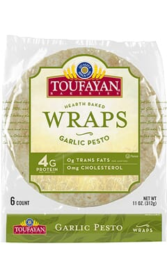 Toufayan-Garlic-Pesto-Wraps